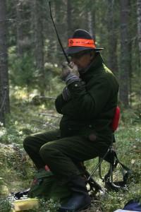 Stolryggsäck, vanlig vid jakt