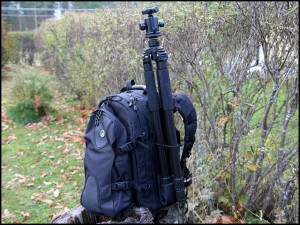 Kameraryggsäck